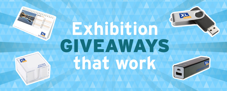 Exhibition Stand Giveaway Ideas