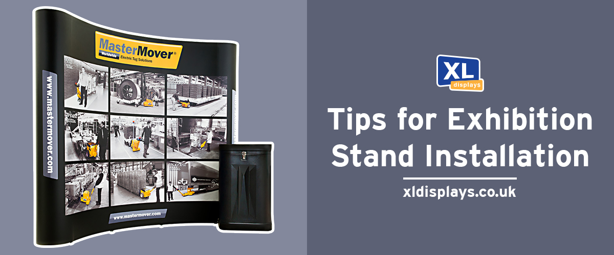Tips for Exhibition Stand Installation