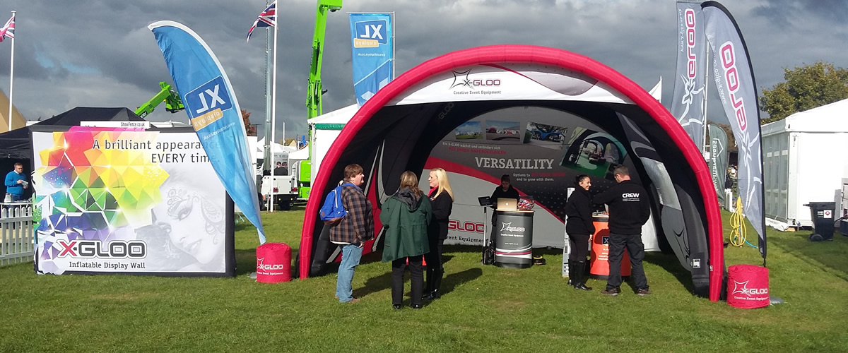 XL Displays Will Exhibit At The Showman's Show For The Second Year Running