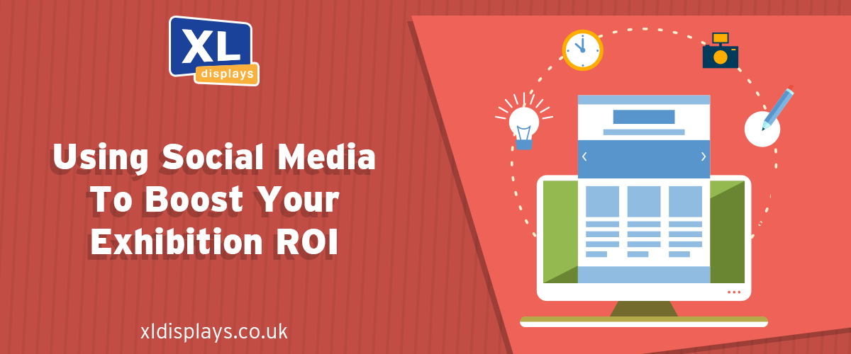 Using Social Media to Boost Exhibition ROI