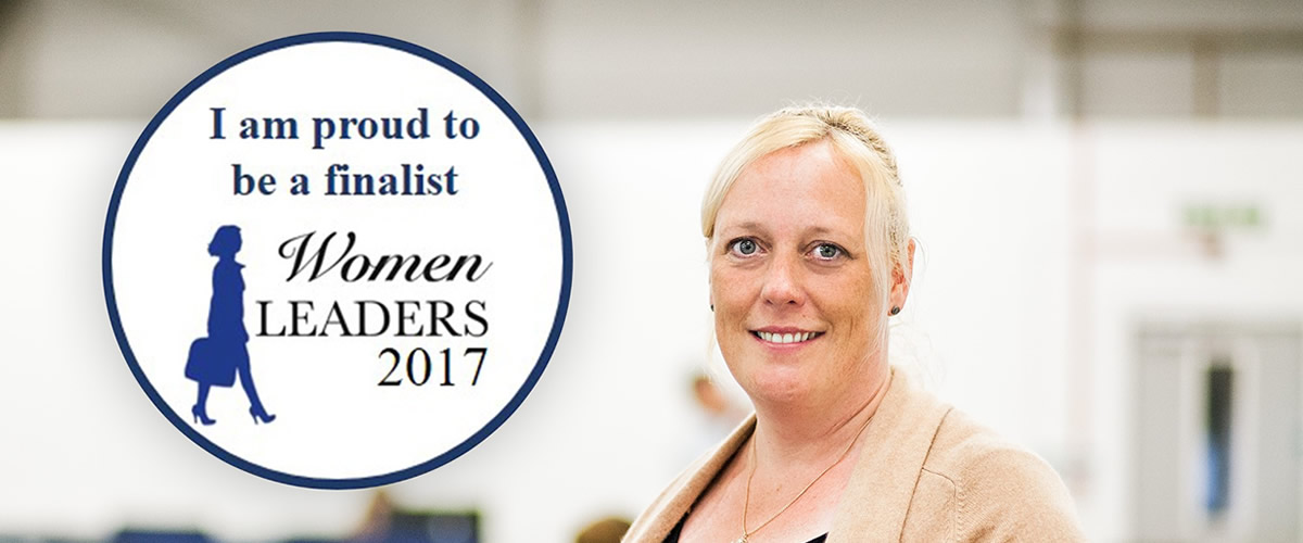 Our Director, Joanne Bass, Finalist For Peterborough Woman Leader Awards