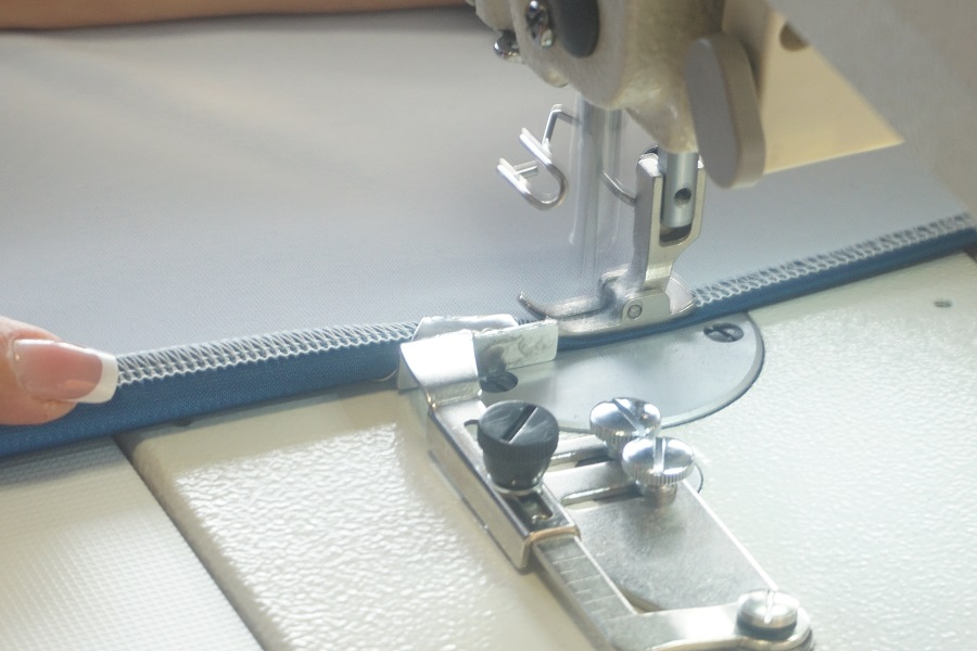 In-House Sewing And Finishing on All Fabric Displays