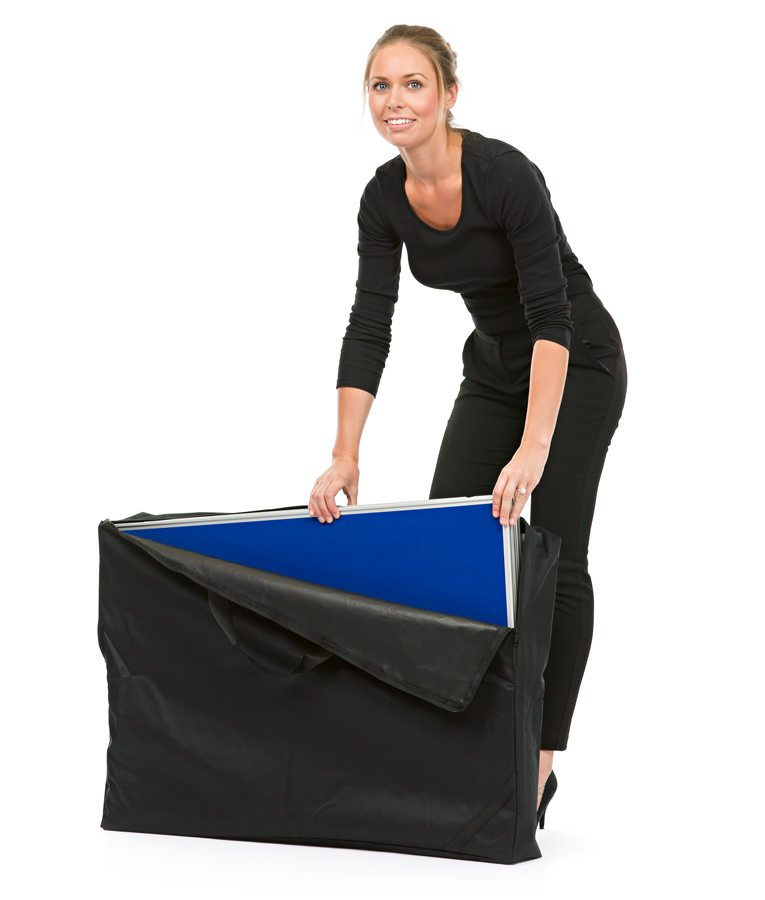 All Folding Display Boards Are Supplied With A FREE Carry Bag