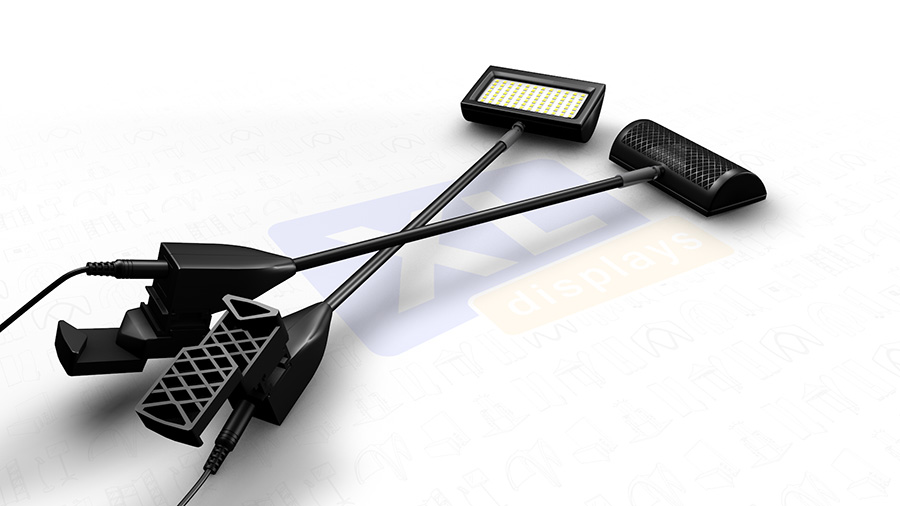 Pop Up Stands LED Light
