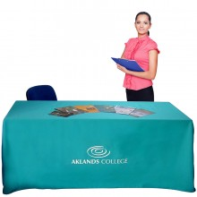 Logo Printed Tablecloth