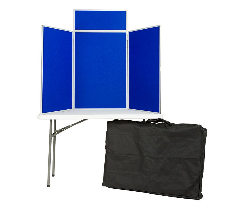 Senior Table Top Display Board